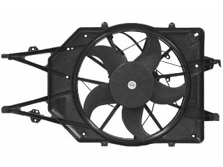 Ventilateur, refroidissement du moteur - VAN WEZEL - 1858748