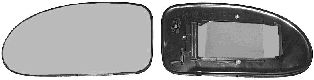 Verre de rétroviseur, rétroviseur extérieur - VAN WEZEL - 1858831