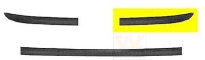 Enjoliveur, pare-chocs - VWA - 88VWA1861554