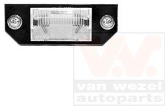Feu éclaireur de plaque - VAN WEZEL - 1862920