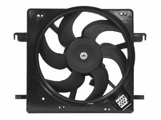 Ventilateur, refroidissement du moteur - VAN WEZEL - 1865746