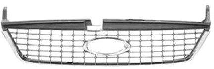 Grille de radiateur - VAN WEZEL - 1881510