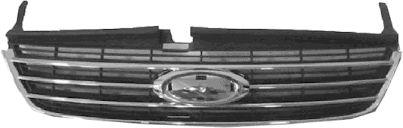 Grille de radiateur - VAN WEZEL - 1881514