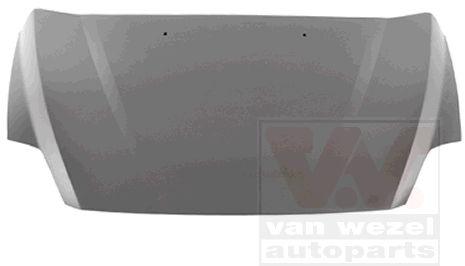 Capot-moteur - VAN WEZEL - 1882660