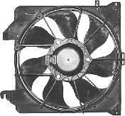 Ventilateur, refroidissement du moteur - VAN WEZEL - 1884746