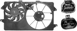 Ventilateur, refroidissement du moteur - VAN WEZEL - 1884749
