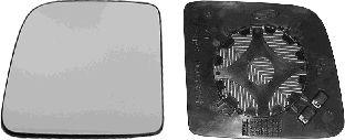 Verre de rétroviseur, rétroviseur extérieur - VAN WEZEL - 1884838