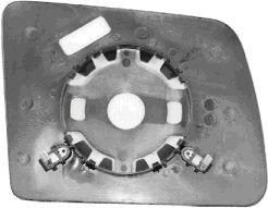 Verre de rétroviseur, rétroviseur extérieur - VAN WEZEL - 1886838