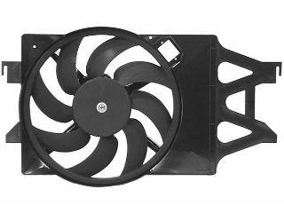 Ventilateur, refroidissement du moteur - VAN WEZEL - 1897746