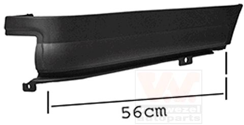 Pare-chocs - VWA - 88VWA1898536