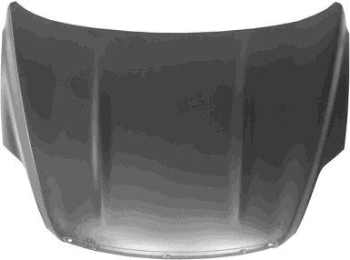 Capot-moteur - VAN WEZEL - 1905660
