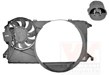 Ventilateur, refroidissement du moteur - VWA - 88VWA1985747