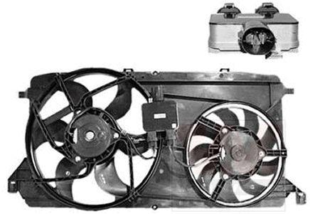 Ventilateur, refroidissement du moteur - VAN WEZEL - 1985749
