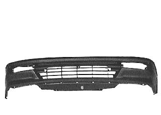Pare-chocs - VAN WEZEL - 2523576