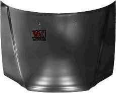 Capot-moteur - VAN WEZEL - 2565670