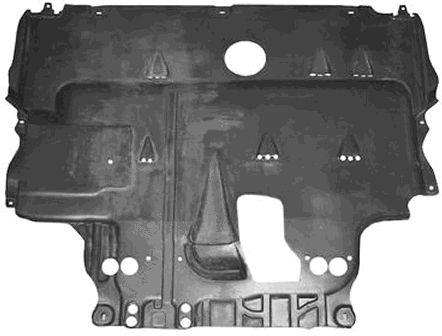 Insonoristaion du compartiment moteur - VAN WEZEL - 2734702