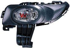 Projecteur antibrouillard - VAN WEZEL - 2734995
