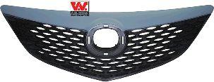 Grille de radiateur - VAN WEZEL - 2735510