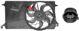 Ventilateur, refroidissement du moteur - VAN WEZEL - 2735746