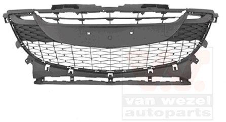 Grille de ventilation, pare-chocs - VAN WEZEL - 2738590