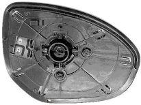 Verre de rétroviseur, rétroviseur extérieur - VAN WEZEL - 2741832