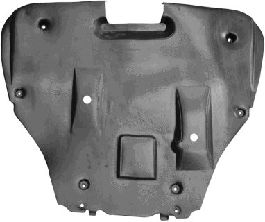 Insonoristaion du compartiment moteur - VWA - 88VWA2754701