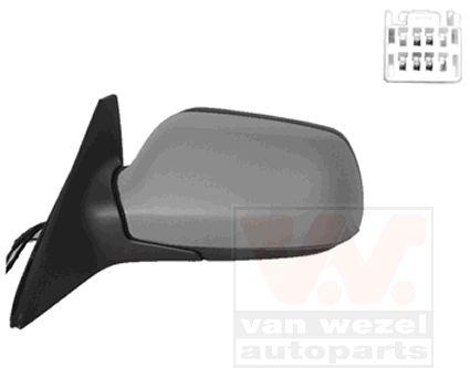 Rétroviseur extérieur - VAN WEZEL - 2754807