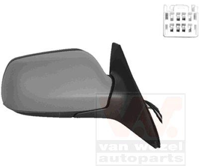 Rétroviseur extérieur - VAN WEZEL - 2754808
