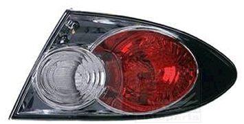 Feu arrière - VAN WEZEL - 2755932