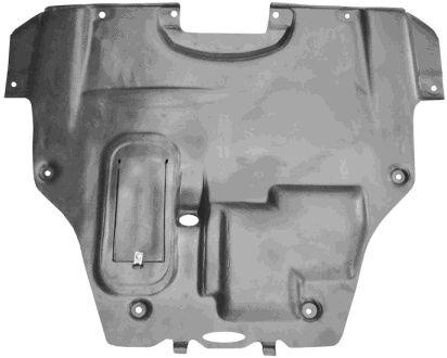 Insonoristaion du compartiment moteur - VAN WEZEL - 2756702