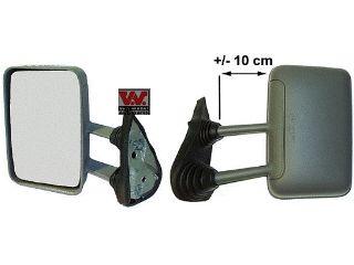 Rétroviseur extérieur - VAN WEZEL - 2810811