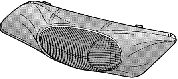 Feu clignotant - VAN WEZEL - 2813913