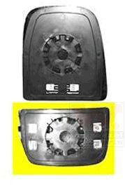 Verre de rétroviseur, rétroviseur extérieur - VWA - 88VWA2815836