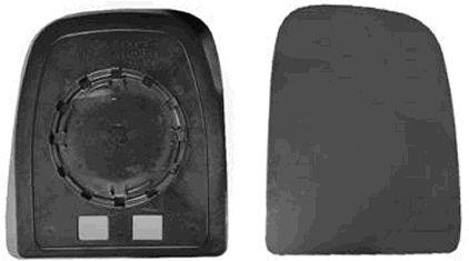 Verre de rétroviseur, rétroviseur extérieur - VAN WEZEL - 2815864