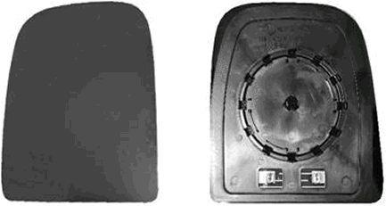Verre de rétroviseur, rétroviseur extérieur - VAN WEZEL - 2815867