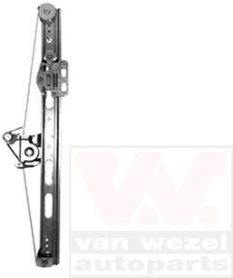 Lève-vitre - VAN WEZEL - 3014267