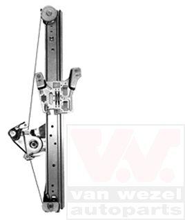 Lève-vitre - VAN WEZEL - 3014269
