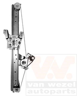 Lève-vitre - VAN WEZEL - 3014270