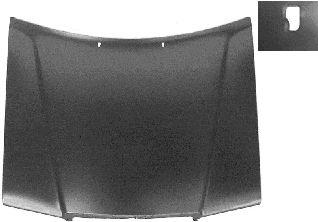 Capot-moteur - VAN WEZEL - 3021660