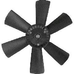 Roue du souffleur, refroidissement  du moteur - VAN WEZEL - 3022740