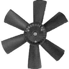 Roue du souffleur, refroidissement  du moteur - VAN WEZEL - 3022743