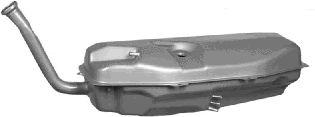 Réservoir de carburant - VAN WEZEL - 3024083