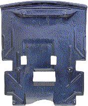 Insonoristaion du compartiment moteur - VAN WEZEL - 3024701