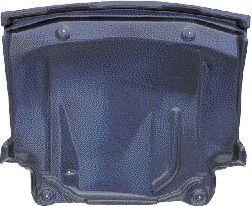 Insonoristaion du compartiment moteur - VAN WEZEL - 3024702