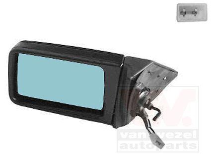 Rétroviseur extérieur - VAN WEZEL - 3024813