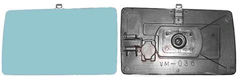 Verre de rétroviseur, rétroviseur extérieur - VAN WEZEL - 3024831