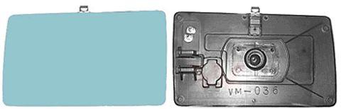 Verre de rétroviseur, rétroviseur extérieur - VAN WEZEL - 3024835