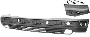 Pare-chocs - VWA - 88VWA3028574