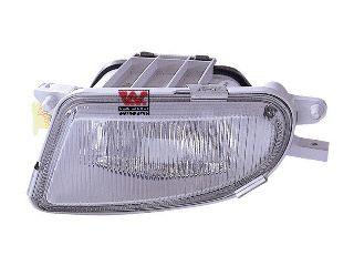 Projecteur antibrouillard - VAN WEZEL - 3029995