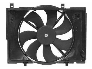Ventilateur, refroidissement du moteur - VAN WEZEL - 3030747